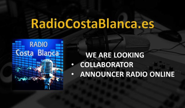 We are looking for a Collaborator and Announcer Radio Online